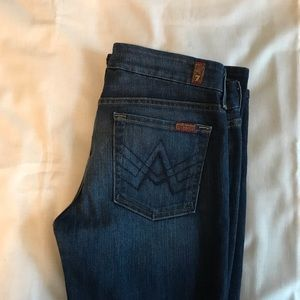 7 For All Mankind Jeans - 7 for all Mankind A pocket jeans 👖 size 28/6